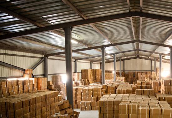 commercial storage huntsville al